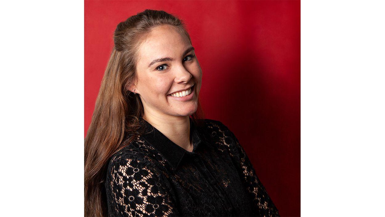 Afbeelding van Roxanne - camera journalist bij Academy TV